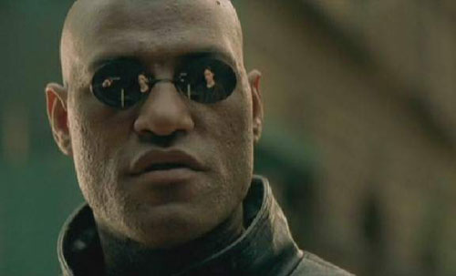 What if I told you I wouldn't make any more Matrix jokes?