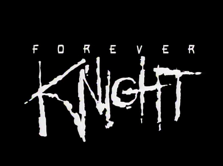 Forever Knight Title Screen