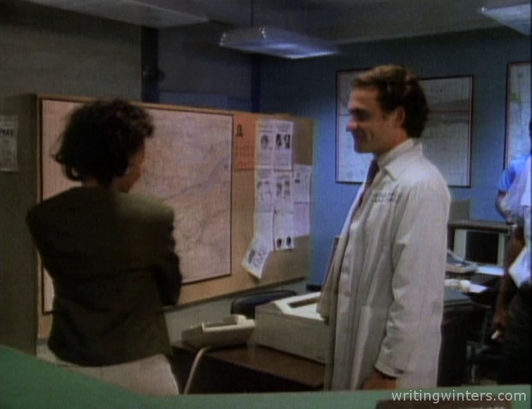 Did they think computers needed doctors in 1991?